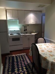 Dufferin & Langstaff Furnished one bedroom.