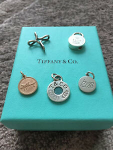 Tiffany&Co Charms