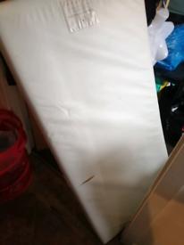 Free. Cot mattress