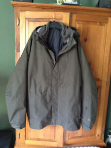 MEC Men's XL Extreme Weather 3 in 1 Parka - NEW! - $150 OBO