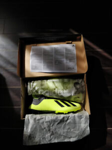 Adidas Men's X 18.3 Soccer cleats (Size 8.5)