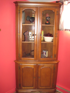 buffet de coin dimensions 38x21x76