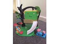 (SOLD). Peppa Pig Treehouse