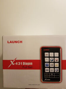 LAUNCH X-431 SCANNER (Diagnostic SCANNER/Snap on related)