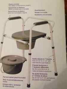 MEDPRO HOME CARE COMMODE London Ontario image 2