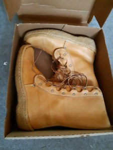 Canadian made winter boots