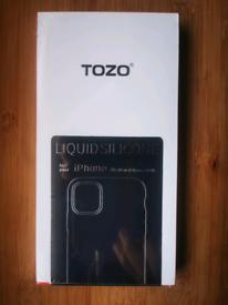 Liquid silicone case for iPhone 11 Pro/11 Pro Max