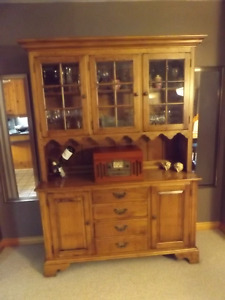 Buffet china cabinet-Ethan Allen