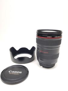 Lentille Canon 24-105mm Macro 0.45m/1.5ft ultrasonic