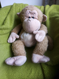 Soft Monkey Toy