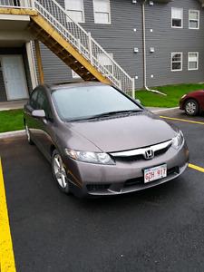 2010 Civic Sport 5 Spd
