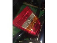 Mk4 Astra sxi rear lights