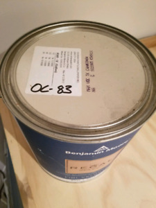Benjamin Moore - Antique White OC-83 eggshell finish (never open