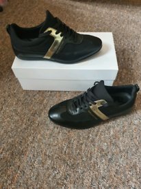 Versace Trainers size 9