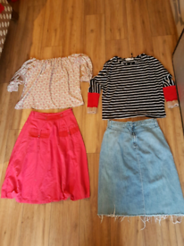 Used Ladys Bundle Outfit