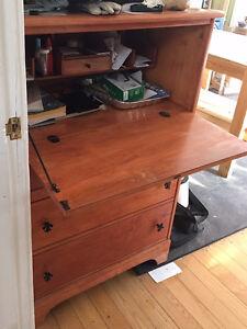 Secretary desk/dresser