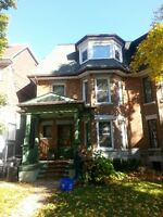 2BD April 1st,  Roncesvalles/high park, Renovated, Character