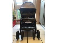 Mothercare Pram Travel System with Car seat