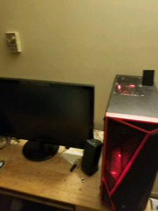 Custom gaming computer for sale