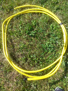 """kamco Yellow copper gas line hose 1/2"""" flexible pipe roll"""