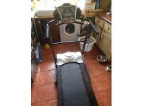 Treadmill spares/repair