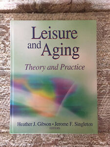 Leisure and Aging (Hardcover)