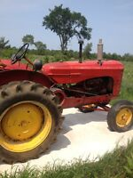 1953 farm tractor for sale