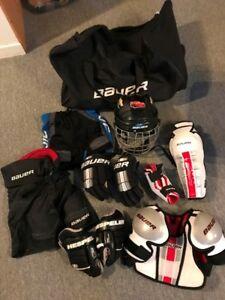 Ensemble de hockey pour enfant