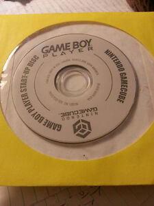 Gamecube Player Start Up Disc