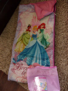 Sac de couchage Princesse Disney