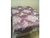 Lovely King Size Bed for Sale