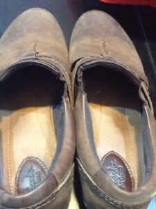 Clarks ladies shoes size 10