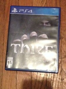 Thief ps4 includes dlc the bank heist