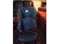 Britax high back booster car seat 15-36kg