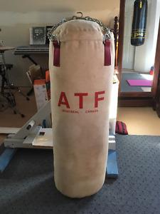 ATF  70 lbs Punching bag.