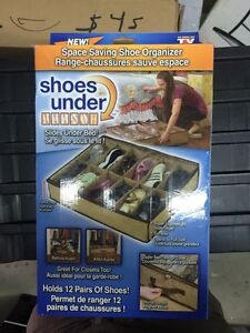 RANGE-CHAUSSURES / SHOES UNDER