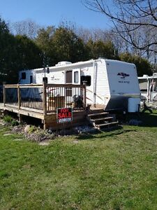 Due West Travel Trailer