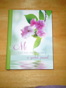 Mom Tell Me Your Story a Guided Journal 96