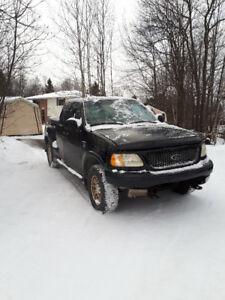 2001 Ford F-150 xlt Pickup Truck