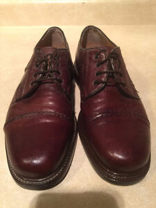 Men's Sergio Classic Leather Dress Shoes Size 9 London Ontario image 4