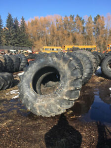 Tractor Tires, Tubes and Rims