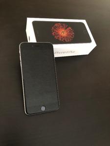 Unlocked Apple iPhone 6 Plus, 64GB, Space Grey + tech21 case
