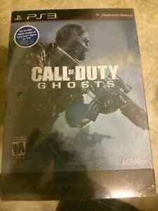 Call of duty ghosts hardened edition (new)