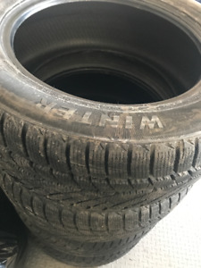 235-55-17 WINTER TIRES - SET OF 17 INCH SNOW TIRES