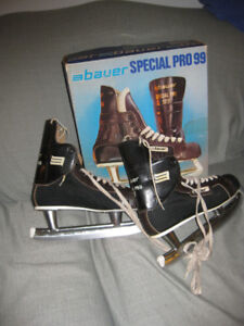 MENS NEW BAUER PRO  SKATES, Size 11 never worn in box still