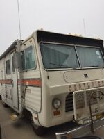 454 Big Block 1975 Motorhome