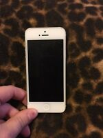 White iPhone 5 16 gb
