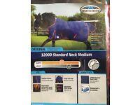 New Weatherbeeta 1200d outdoor Horse rug
