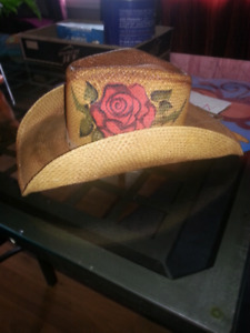 Cowgirl hat-new