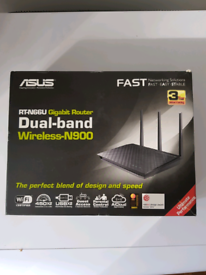 Asus RT-N66U Router Dual Band N900